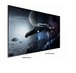 Sapphire Ambient Light Fixed Frame Screen 221cm x 125cm