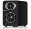 Steljes Audio NS3 Powered Loudspeakers in Coal Black
