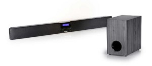 Erato TV Sound Bar With Wireless Sub Woofer