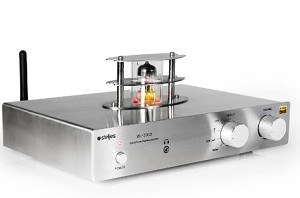 ML-30HD Hybrid Tube Integrated Amplifer in Brushed Metal