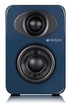 Steljes Audio NS1 Powered Loudspeakers in Artisan Blue