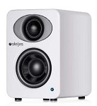 Steljes Audio NS1 Powered Loudspeakers in Frost White