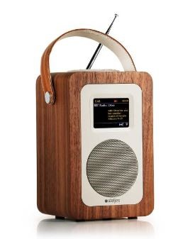 SA60 Streaming Radio in Walnut