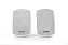 ConXeasy SWA401 Wall-Mount Loudspeakers, Amplifier & In-Wall Control System in White