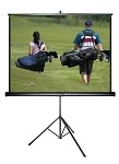 Sapphire Tripod Screen Viewing Area 1500mm x 1500mm 1:1 Format