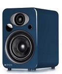 Steljes Audio NS3 Powered Loudspeakers in Artisan Blue