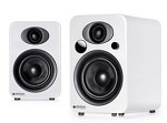 Steljes Audio NS3 Powered Loudspeakers in Frost White