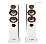 NS6 Powered Loudspeakers in White