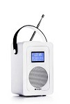 SA20 Digital Radio with Bluetooth in Matte White