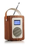 SA20 Digital Radio with Bluetooth in Walnut