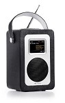 SA60 Streaming Radio in Black Oak